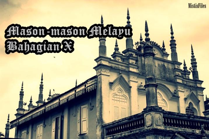 mason X