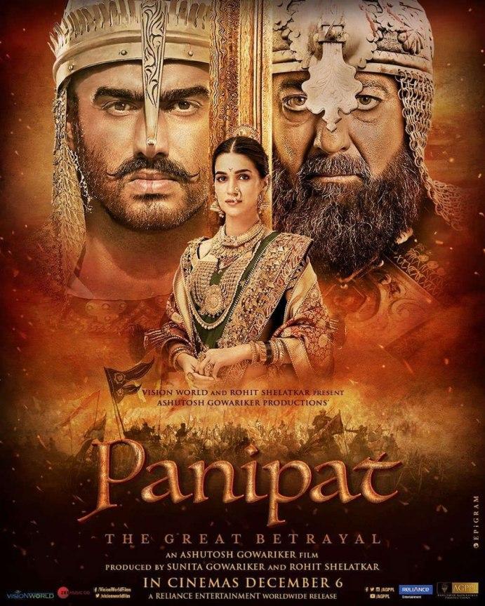 Panipat-New-Poster