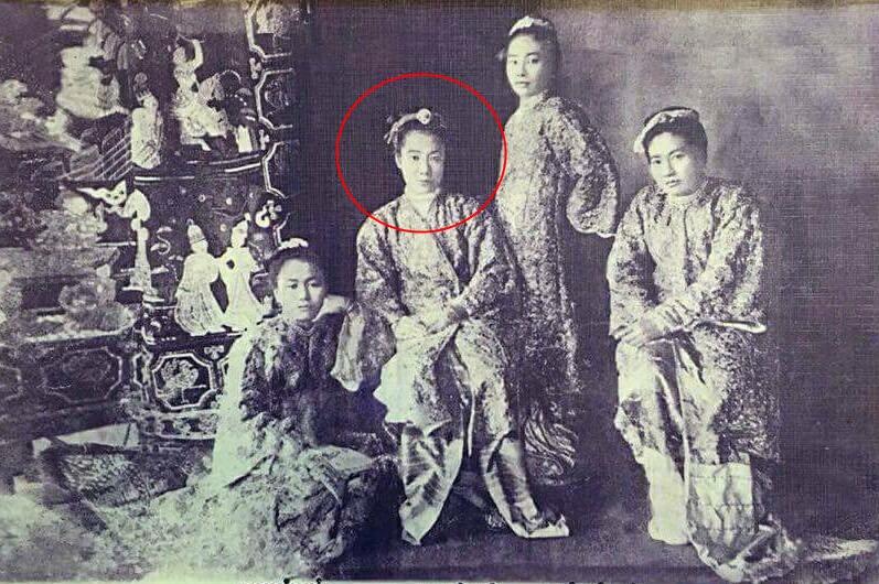 Four_Princesses_of_Burma